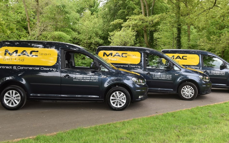 Commercial Cleaning Belfast Mac Clean NI